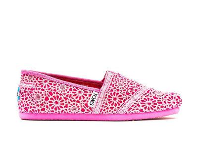 Toms - Toms 10002723-PİN Çocuk Günlük Ayakkabı