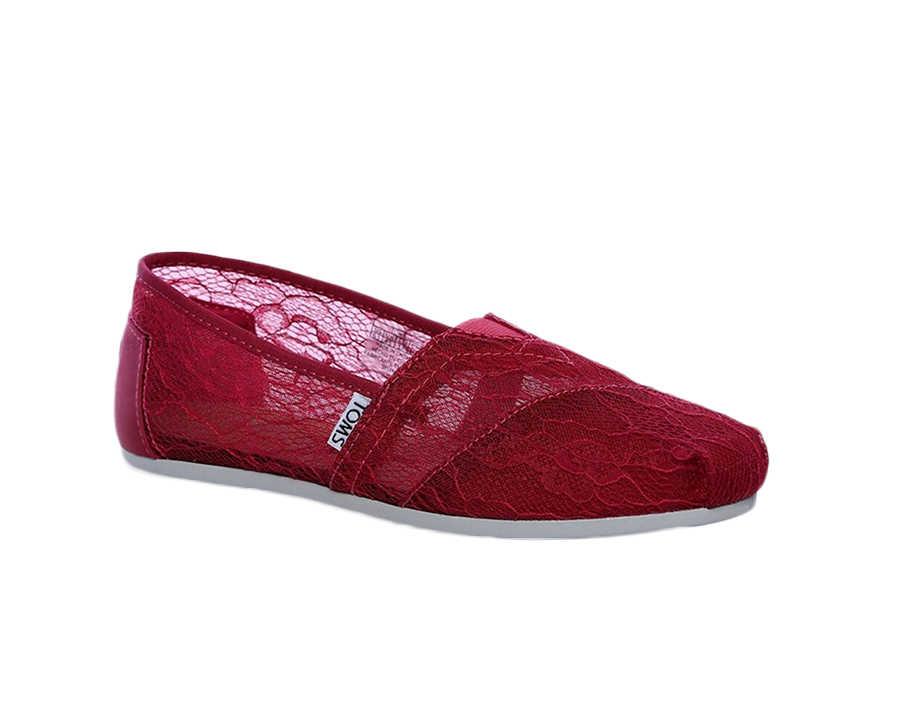 Toms 10004895-RAS Kadın Günlük Ayakkabı