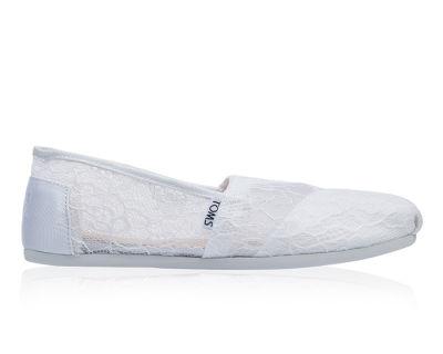 Toms - Toms 10004958-WHT Kadın Günlük Ayakkabı