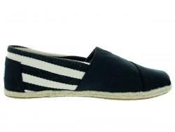 Toms - Toms 10005414 Black Stripe Universty Erkek Günlük Ayakkabı
