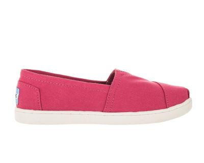 Toms - Toms 10007400 Barberry Pink Cnvs Yt Çocuk Günlük Ayakkabı