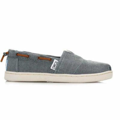 Toms - Toms 10007506 Chambray Yt Bımını Çocuk Günlük Ayakkabı