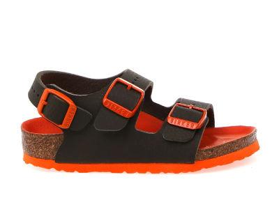 Birkenstock - Birkenstock 1012592 Milano Bf Çocuk Günlük Sandalet
