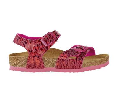 Birkenstock - Birkenstock 1013146 Rio Mf Çocuk Günlük Sandalet