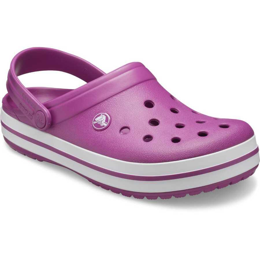 Crocs 11016-54R Crocband Kadın Günlük Terlik