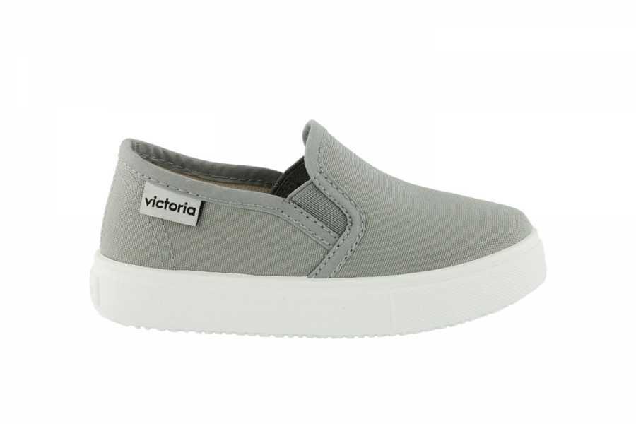 Victoria 125014-GRI Çocuk Günlük Ayakkabı