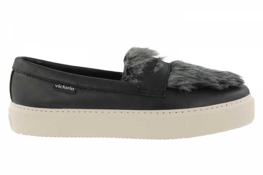 Victoria 1250146-NEG Siyah Kadın Günlük Ayakkabı