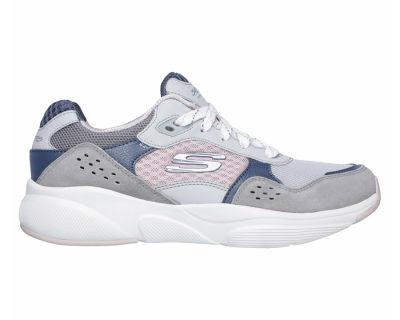 Skechers - Skechers Meridian 13019-GYP Charted Kadın Spor Ayakkabı