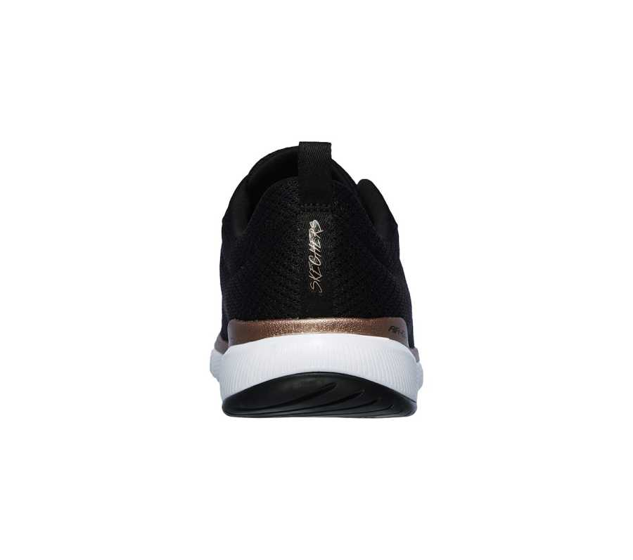 Skechers 13070-BKR Flex Appeal 3.0 Kadın Spor Ayakkabı