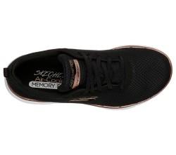 Skechers 13070-BKR Flex Appeal 3.0 Kadın Spor Ayakkabı - Thumbnail