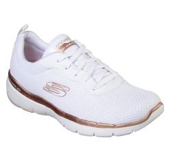 Skechers 13070-WTR Flex Appeal 3.0 Kadın Spor Ayakkabı - Thumbnail