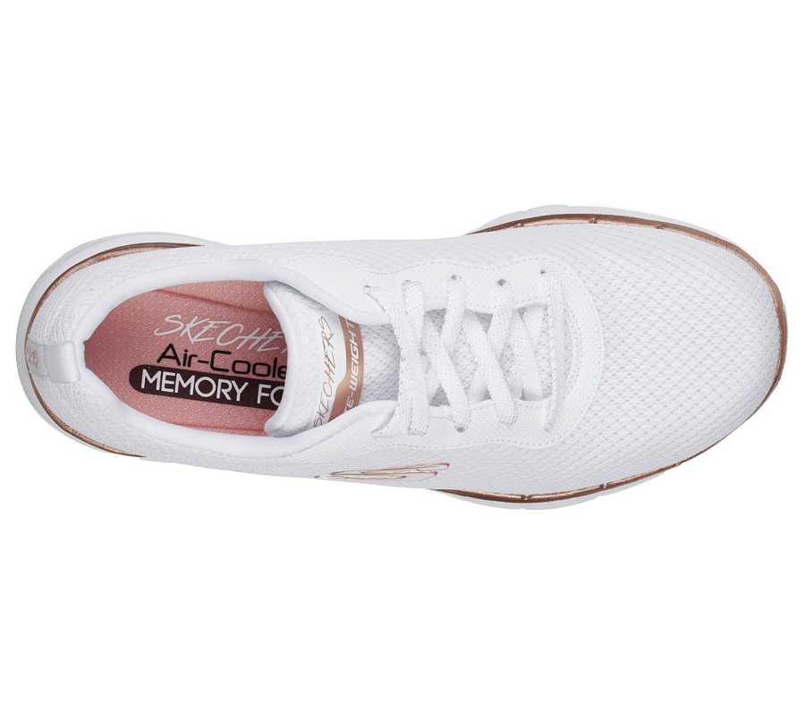 Skechers 13070-WTR Flex Appeal 3.0 Kadın Spor Ayakkabı