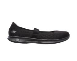 Skechers - Skechers 14482-BBK Go Step Lite Booming Kadın Günlük Ayakkabı