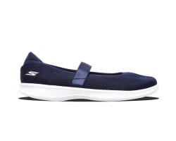 Skechers - Skechers 14482-NVW Go Step Lite Booming Kadın Günlük Ayakkabı