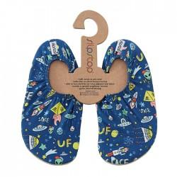 Slipstop - Slipstop 17120129 Planet Çocuk Havuz ve Deniz Ayakkabısı