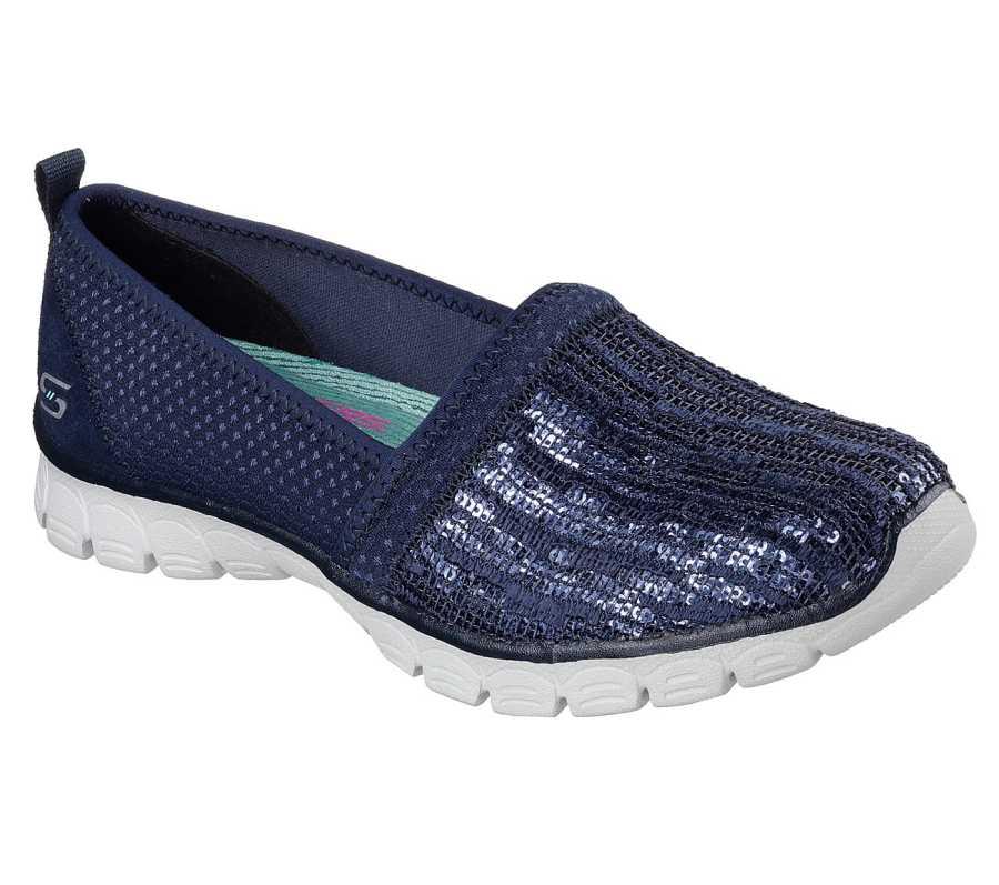 Skechers 23408-NVY Ez Flex 3.0 Kadın Günlük Ayakkabı