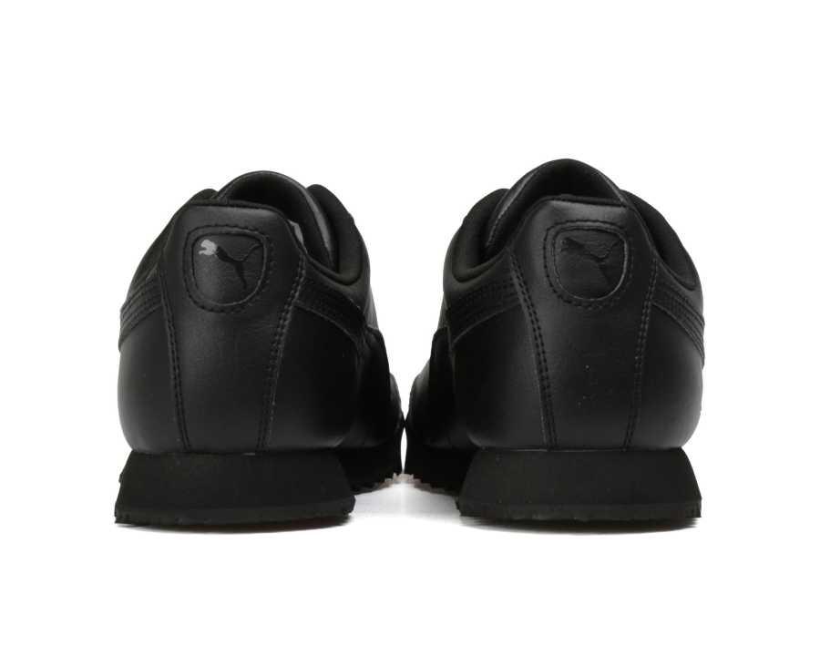 Puma 354259121-SİY Roma Basic Jr Kadın Spor Ayakkabı