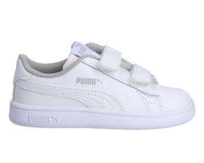 Puma - Puma 36517402 Smash V2 Lv İnf Çocuk Spor Ayakkabı