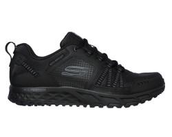 Skechers 51591-BBK Escape Plan Erkek Spor Ayakkabı - Thumbnail
