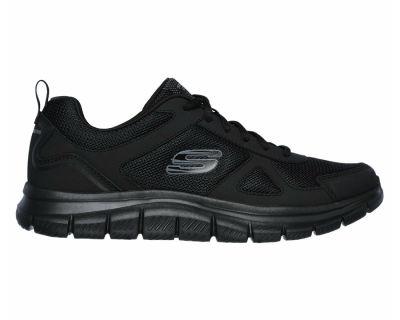 Skechers - Skechers 52631-BBK Track Scloric Erkek Spor Ayakkabı