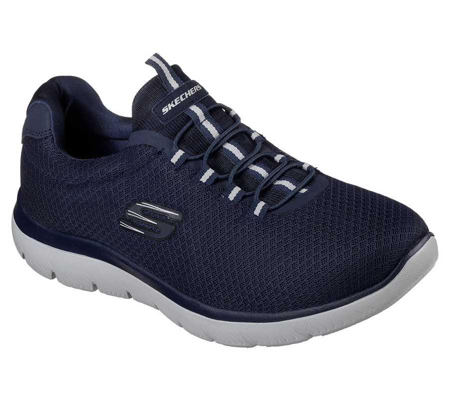 Skechers 52811-NVY Summits Erkek Günlük Ayakkabı