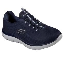 Skechers 52811-NVY Summits Erkek Günlük Ayakkabı - Thumbnail
