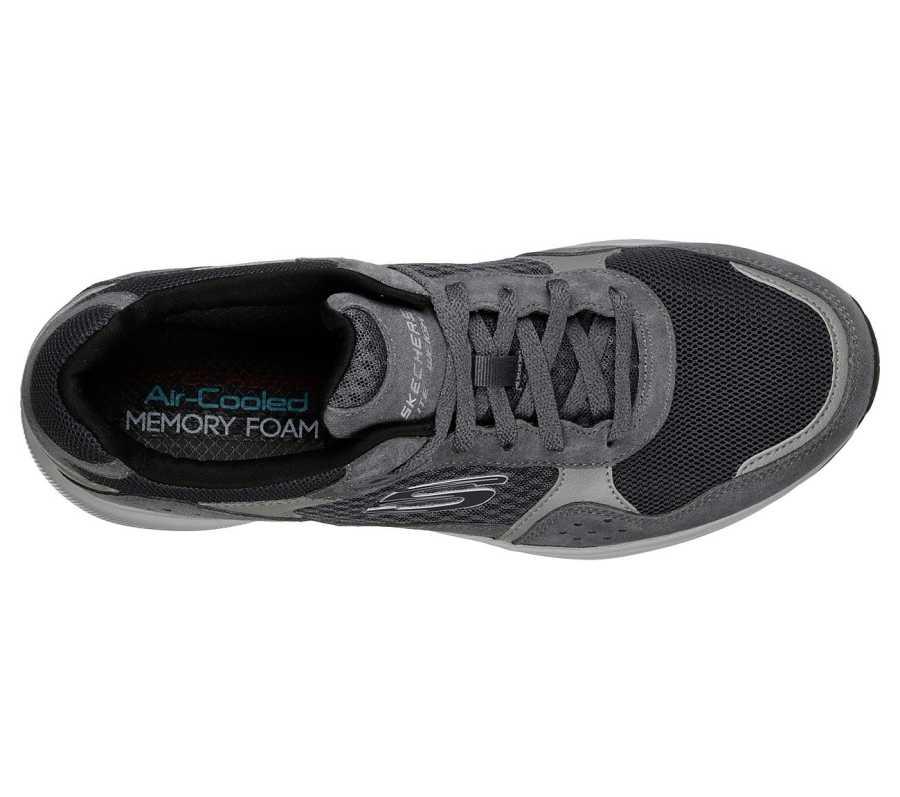 Skechers 52952-CCG Meridian Ostwall Erkek Spor Ayakkabı