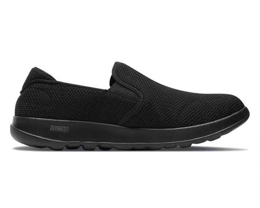 Skechers 55399-BBK Adapt Ultra Leisure Erkek Spor Ayakkabı