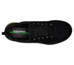 Skechers 58360-BBK Dynamight Erkek Spor Ayakkabı - Thumbnail