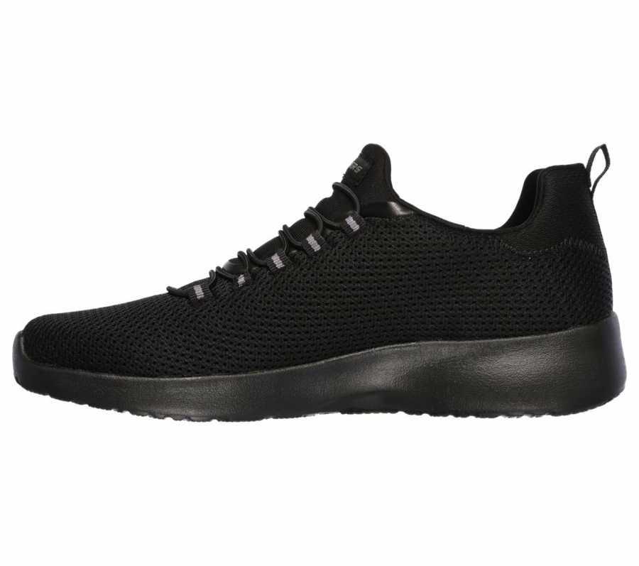 Skechers 58360-BBK Dynamight Erkek Spor Ayakkabı