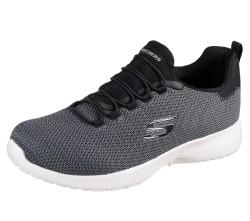 Skechers 58360-BLK Dynamight Erkek Günlük Ayakkabı - Thumbnail