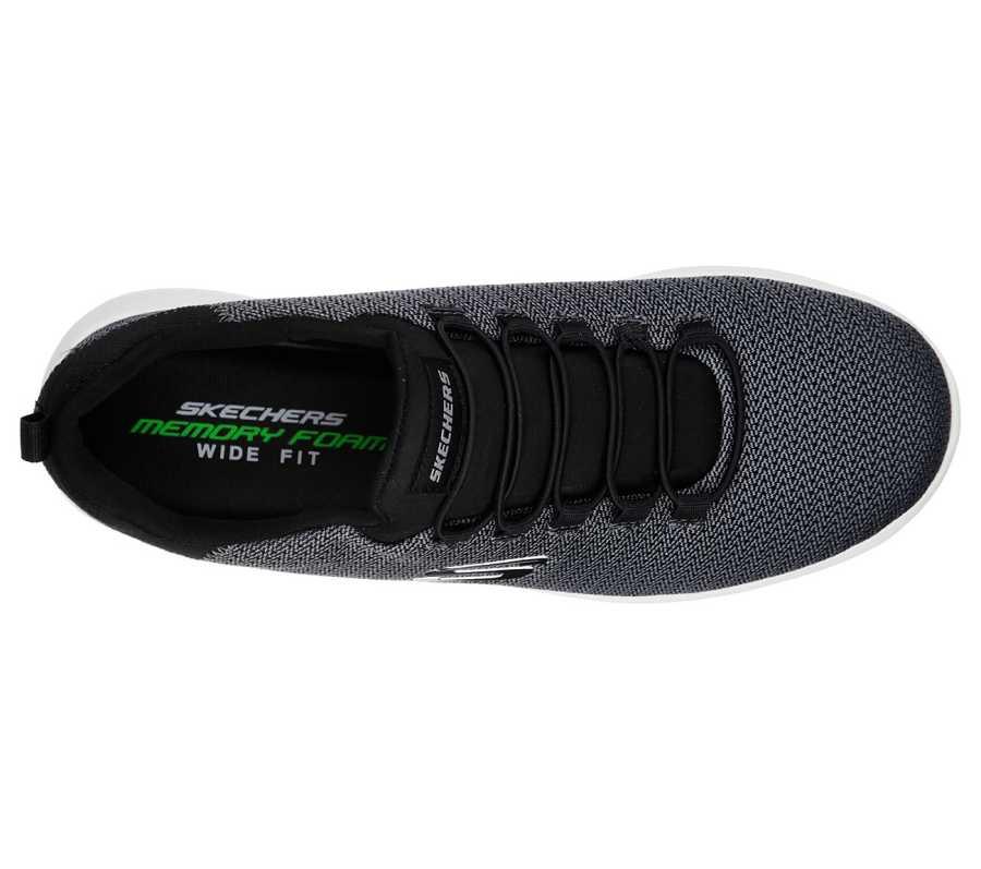 Skechers 58360-BLK Dynamight Erkek Günlük Ayakkabı