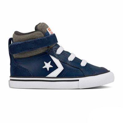 Converse - Converse 758164 Pro Blaze Strap Stretch Çocuk Günlük Ayakkabı