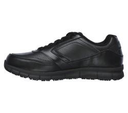 Skechers 77156-BLK Nampa Erkek Spor Ayakkabı - Thumbnail