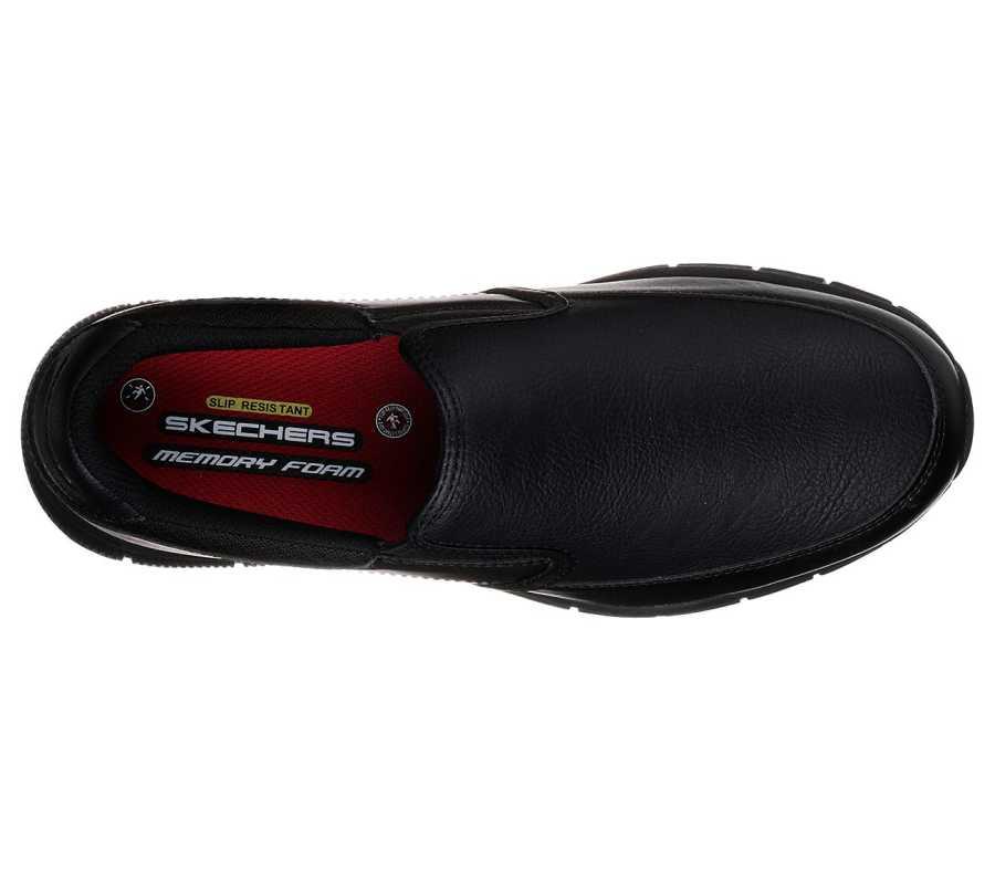 Skechers 77157-BLK Nampa Groton Erkek Spor Ayakkabı