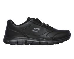 Skechers - Skechers 77221-BLK Nobrac Kadın Spor Ayakkabı