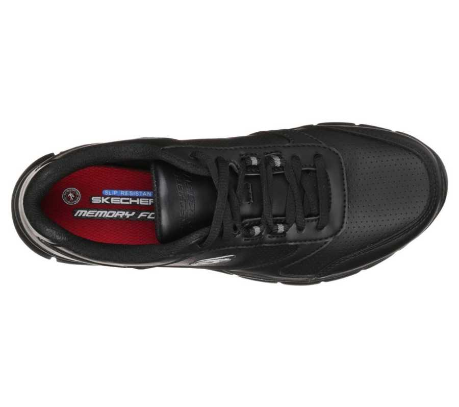 Skechers 77221-BLK Nobrac Kadın Spor Ayakkabı