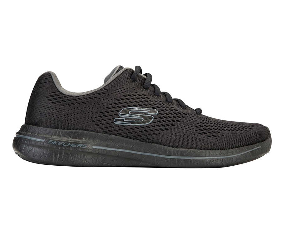 Skechers 88888036-BBK Burst 2.0 Kadın Spor Ayakkabı