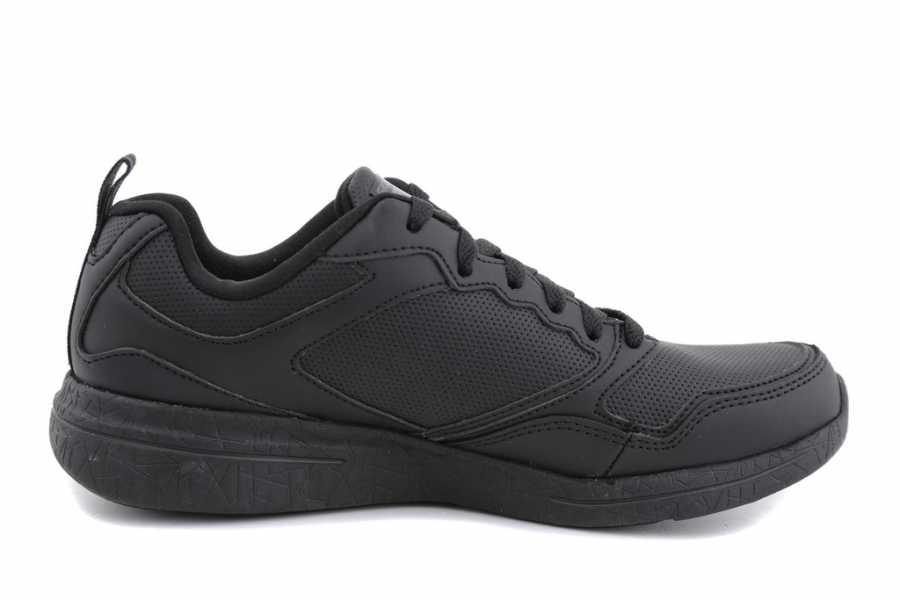 Skechers 88888119-BBK Burst 2.0 Kadın Spor Ayakkabı