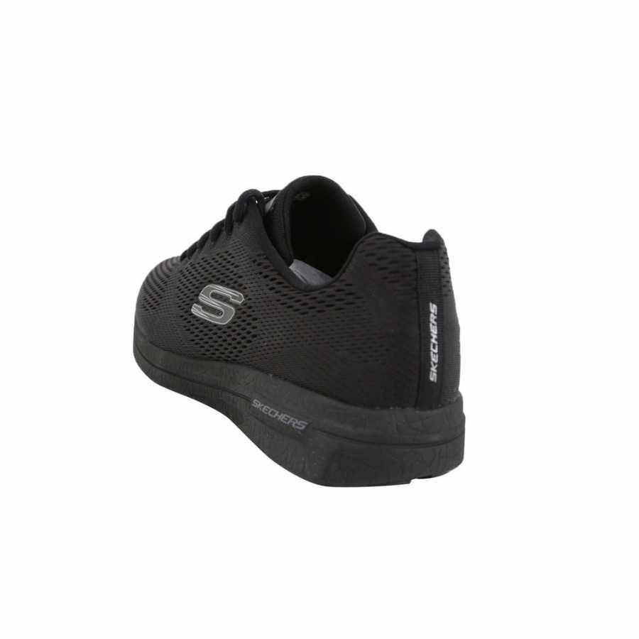 Skechers 999739-BBK Burst 2.0 Erkek Spor Ayakkabı