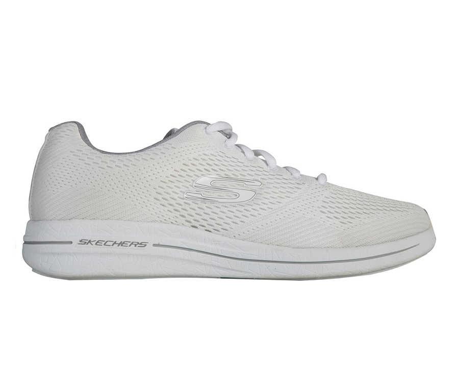 Skechers 999739-WHT Burst 2.0 Erkek Spor Ayakkabı