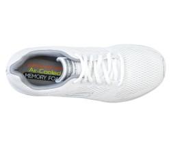 Skechers 999739-WHT Burst 2.0 Erkek Spor Ayakkabı - Thumbnail