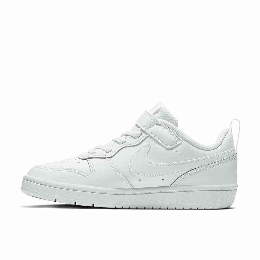 Nike BQ5451-100 Court Borough Low 2 Genç Spor Ayakkabı