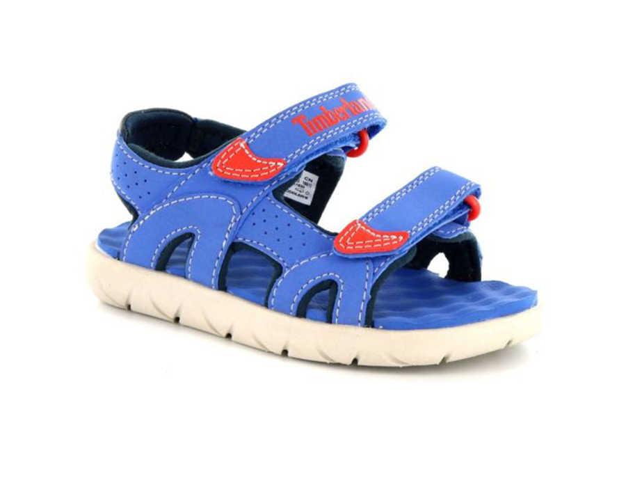 Timberland CA1QFS Perkins Row Çocuk Günlük Sandalet