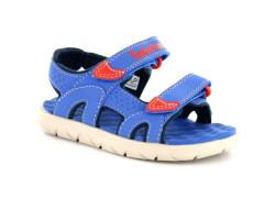 Timberland CA1QFS Perkins Row Çocuk Günlük Sandalet - Thumbnail
