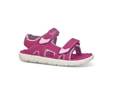 Timberland - Timberland CA1QG4 Perkins Row Çocuk Günlük Sandalet