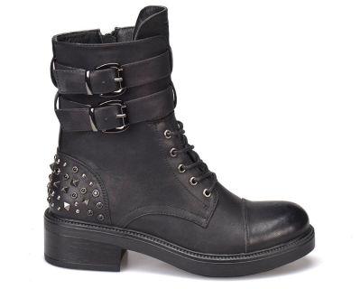 Lumberjack - Lumberjack CHERRY-SİY Kadın Günlük Ayakkabı