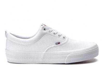 Tommy Hilfiger - Tommy Hilfiger EM00259-100 Classic Jeans Erkek Günlük Ayakkabı