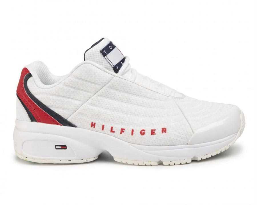 Tommy Hilfiger En00861 0kp Heritage Jeans Kadin Gunluk Ayakkabi Shoebox Online Spor Ve Gunluk Ayakkabi Satisi