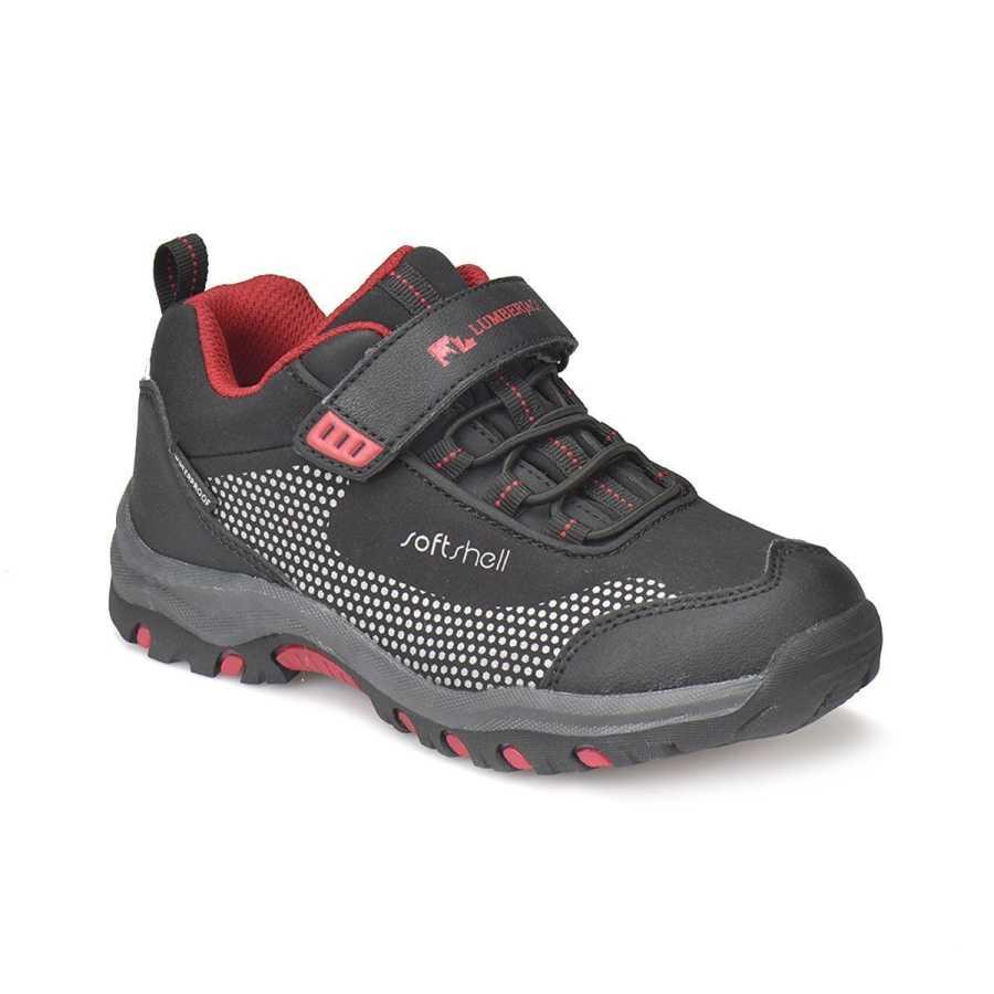 Lumberjack FULLER-SİY C Çocuk Outdoor Ayakkabı